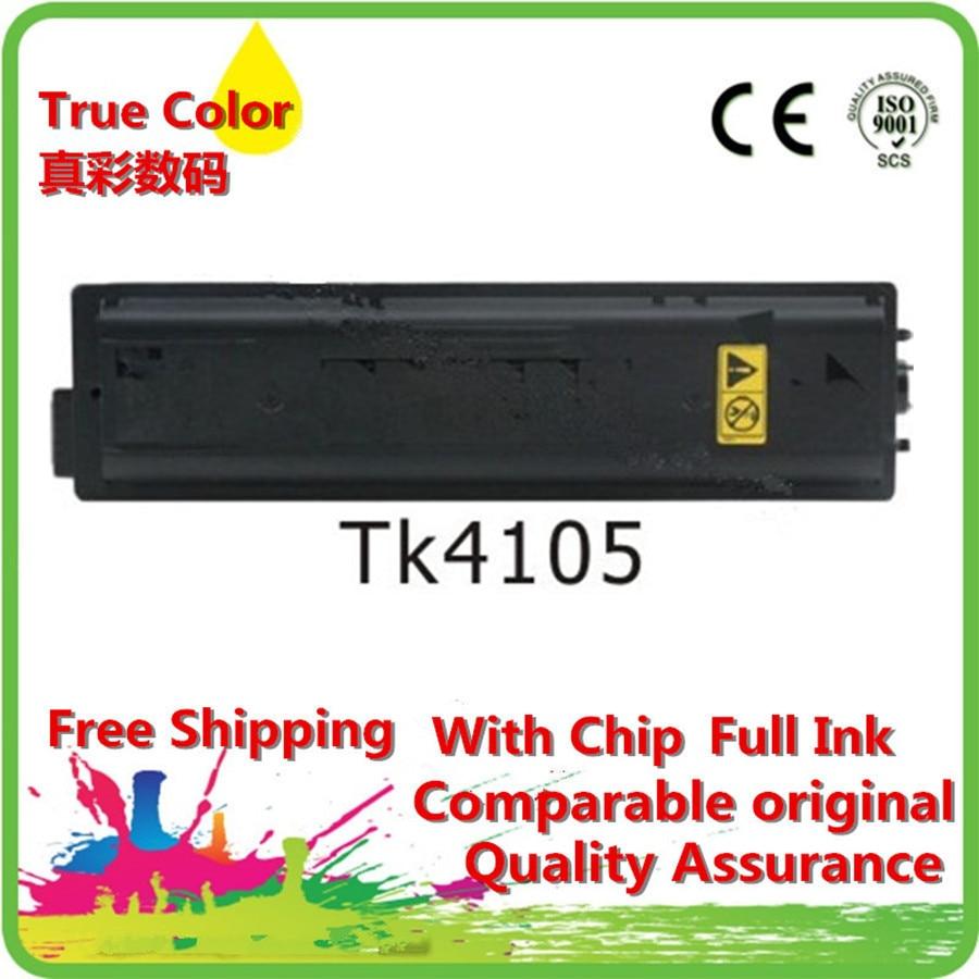 toner laserjet printer laser cartridge for Kyocera TASKalfa 1800 1801 2200 2201 TK 4105 4107 4109 BK 15K Free shipping by Fedex cs lx264 bk toner laserjet printer laser cartridge for lexmark x264a11g x264h11g x264 x363 x364 9 000 pages free fedex