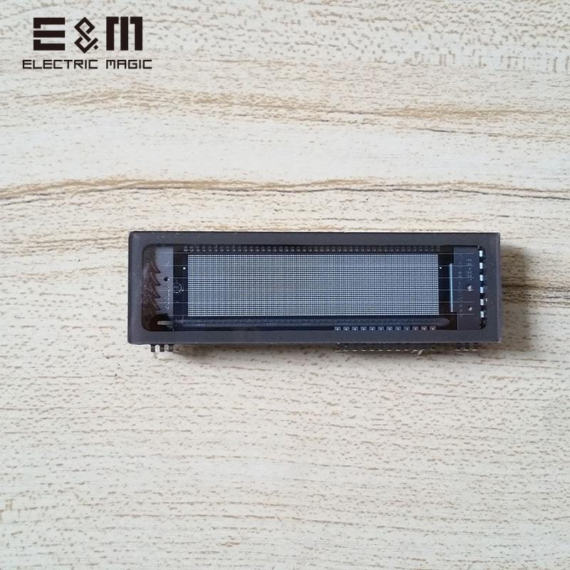 E&M 128*32 VFD Screen Panel SCM Vacuum Fluorescent Display Graphical Dot Matrix Chip Noritake-Itron MN12832L 12832