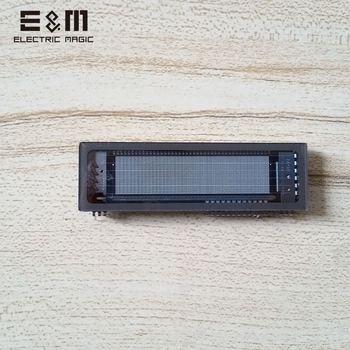 E&M 128*32 VFD Screen Panel SCM Vacuum Fluorescent Display Graphical Dot Matrix Chip Noritake-Itron MN12832L 12832 image