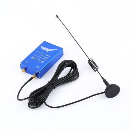 RTL2832U+R820T2 100KHz 1.7GHz UHF VHF HF RTL.SDR USB Tuner Receiver AM FM Radio