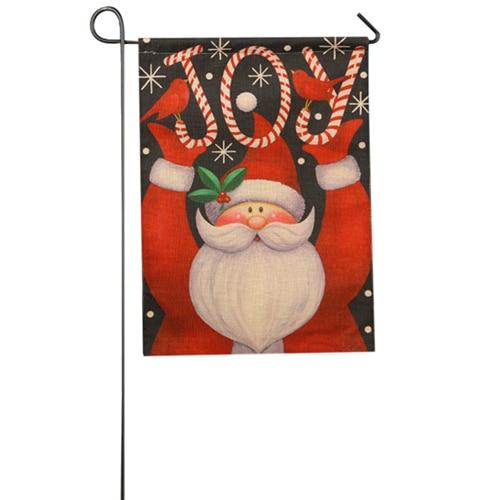 JOY Santa Claus Outdoor snowman decoration 5c64ef1f43fcf