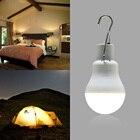 15W 130LM Solar Powered Portable Led Bulb Light Solar Panel Camp Tent Night Fishing Light Solar Energy Lamp Led Lighting