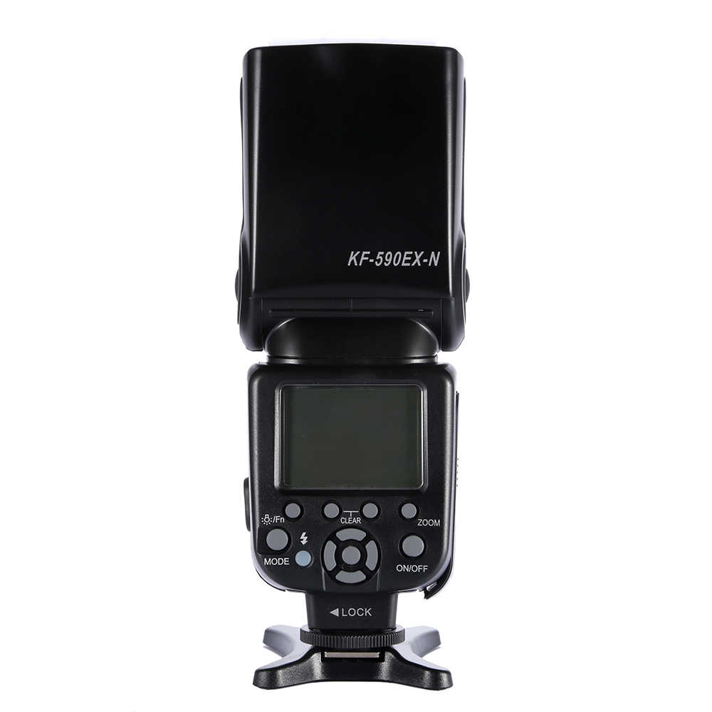 K F CONCEPT KF 590EX TTL Slave S1 S2 Speedlite Flash For Nikon D5100 D5000 D3100