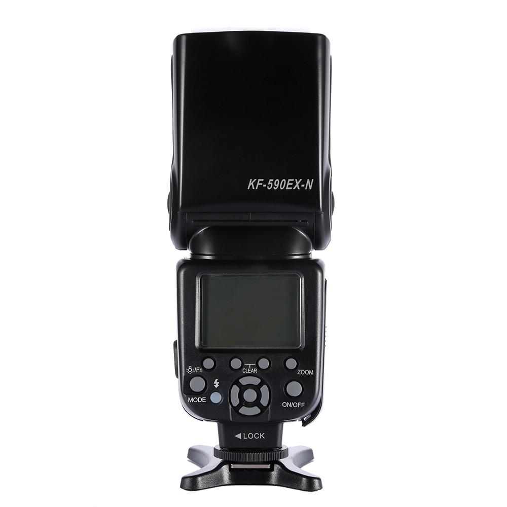 K & F KONZEPT KF 590EX TTL Slave S1 S2 Speedlite Für Nikon D5100 D5000 D3100 D3000 D40 D50 D70 D600 D7000 D750 D90 D5300-in Blitze aus Verbraucherelektronik bei AliExpress - 11.11_Doppel-11Tag der Singles 1
