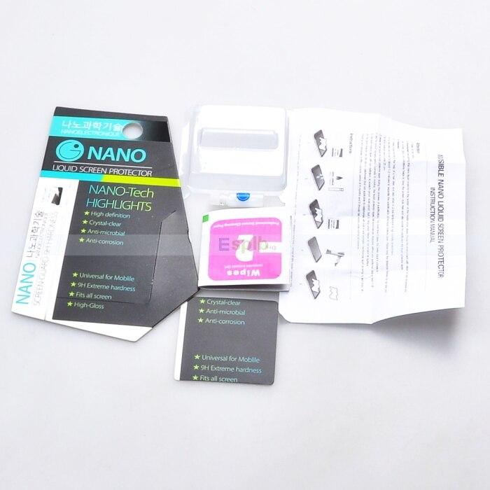 imágenes para Tercera Generación Universal Nano Tecnología Líquido Protector de Pantalla Invisible Shield para iphone 7 7 plus para samsung note 7 for lg g5