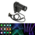 LIXADA 90-240V 15W 6 Channel DMX512 Sound Control Auto-play RGBW Color Changing Beam LED Stage Light Lamp for Disco KTV Club