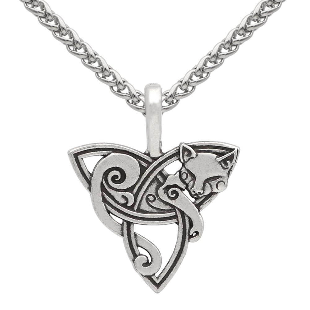 Zylinder Design Leder Halskette Anhänger Amulett Silber Geschenk Schmuck Mode