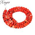 65pcs/strand Loose Natural Coral Beads Fit Diy Bracelet Necklace Findings Round Craft Spacer Beads For Jewelry Accessories F4009