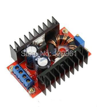 150W DC DC Adjustable Converter Boost Charger Power Converter Modules DC12 32V to DC12 35V