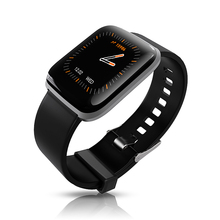 Fitness Tracker Smart Band Heart Rate Blood Pressure Monitor Alarm Clock Watch Weather Forecast Waterproof Smartwatch