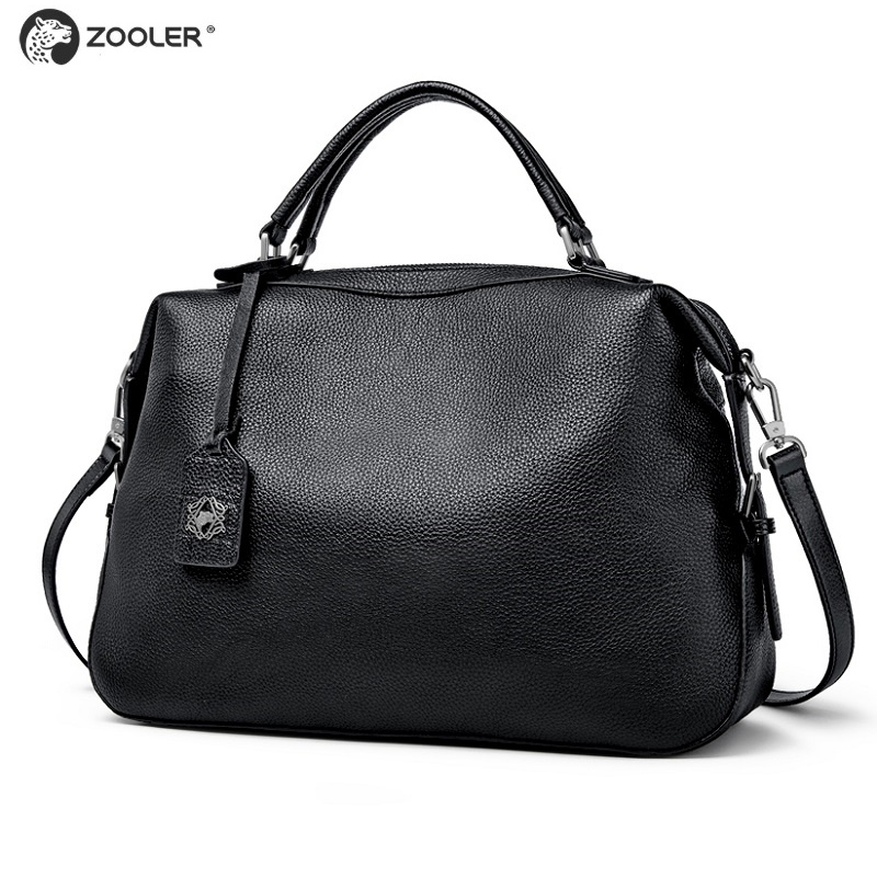 2018 New genuine leather bag HOT Luxury Brand soft Cowhide skin shoulder bags handbags designer woman