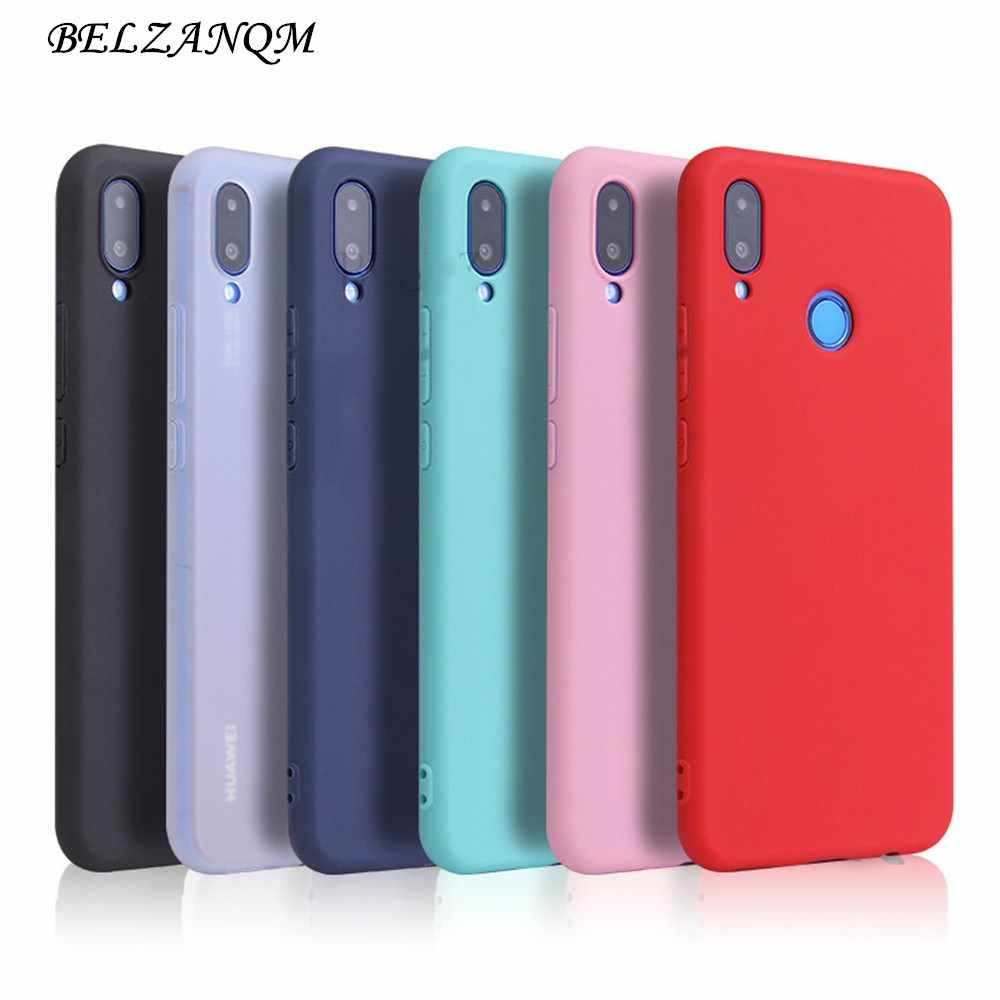 look for 677b9 7dee6 Soft Case For Huawei Nova 3i Case P Smart Plus Case Silicone Back Cover  Phone Case For Huawei Nova 3i Nova 3 Nova3i Nova 3E 2019