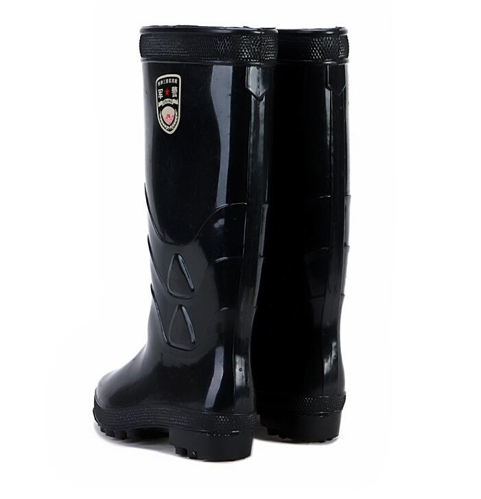 Popular Tall Black Rain Boots-Buy Cheap Tall Black Rain Boots lots ...