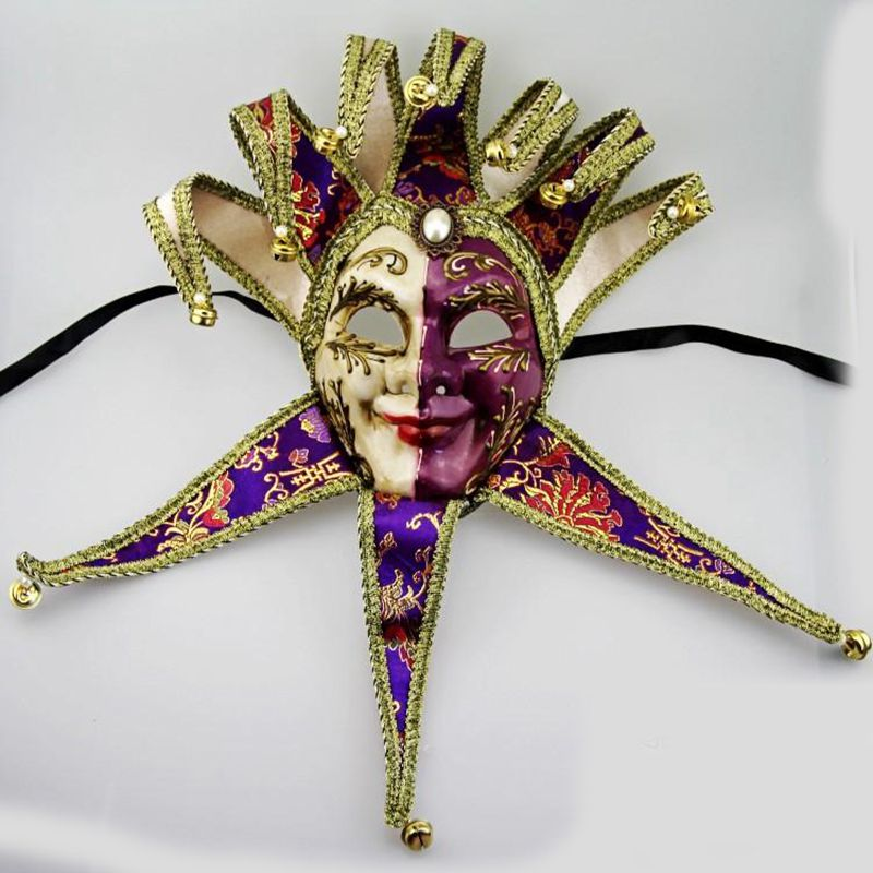 -Full-Face-Venetian-Joker-Masquerade-Mask-Bells-Cosplay-Mardi-Gras-Ball-Party-Mask-Wall-Decoration (2)