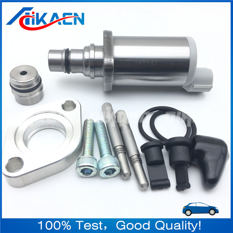 все цены на 100% new scv Fuel Pump Suction Control Valve 04226-0L010 294200-0040 22560-30020 294200-0093 for TOYOTA HILUX FORTUNER 2004 K-M онлайн