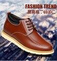 New 2016 Summer Cool&Winter Warm Men Oxfords Vintage Genuine Leather Shoes Men's Flats Shoes Dress shoes For Men