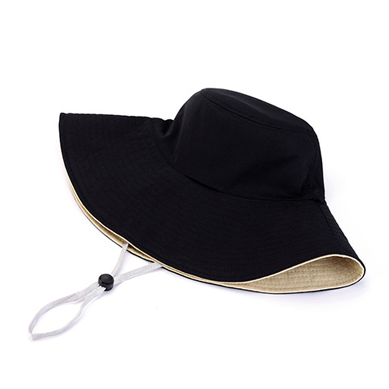 Шляпа женская, летняя, универсальная, с широкими полями, однотонная, повседневная, для путешествий