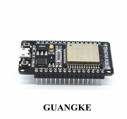TENSTAR ROBOT ESP32 Development Board WiFi+Bluetooth Ultra-Low Power Consumption Dual Core ESP-32 ESP-32S ESP 32 Similar ESP8266