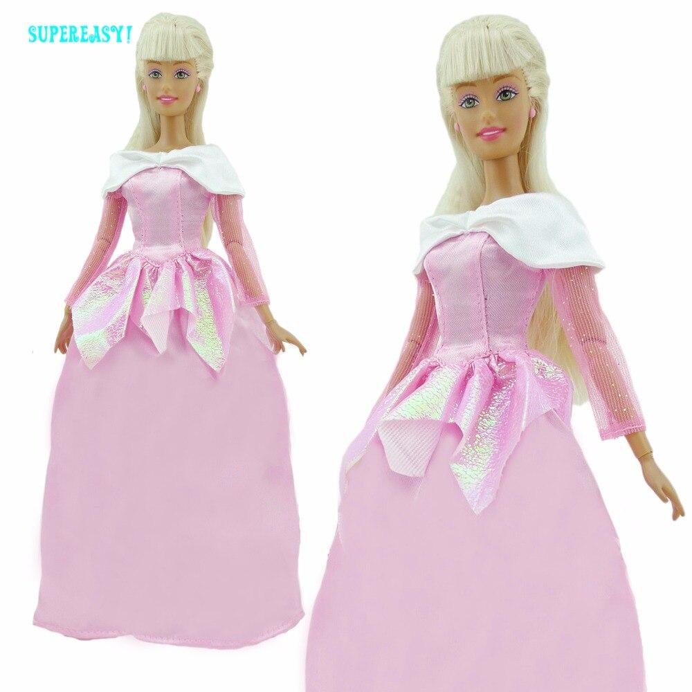 Сказка костюм принцессы платье Белоснежки Золушка Покахонтас одежда принцессы для Барби FR 11.5 12 Кукла Интимные аксессуары Игрушка