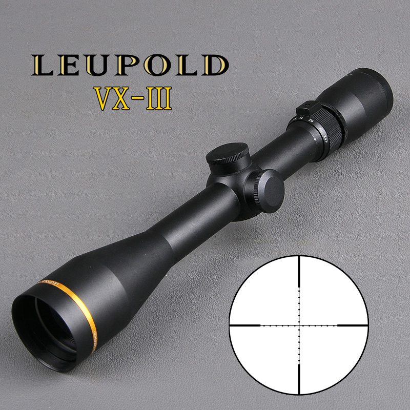 VX 3 4 5 14X40mm Riflescope Hunting Scope Tactical Sight Glass Reticle Rifle Sight For Sniper