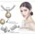 FENASY Bohemian charme projeto colar de pérolas, homens colar de mulheres, vestindo método fine jewelry Perfilado colar da jóia da pérola