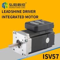 LEADSHINE driver isv57 engraving machine stepper motor driver iss57 one machine low voltage AC servo 2N