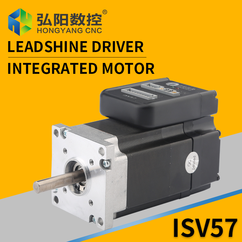 LEADSHINE driver isv57 engraving machine stepper motor driver iss57 one machine low voltage AC servo 2N free dhl used 3 phase cr06550 ac servo motor driver leadshine vs a4988 stepper motor driver module ems
