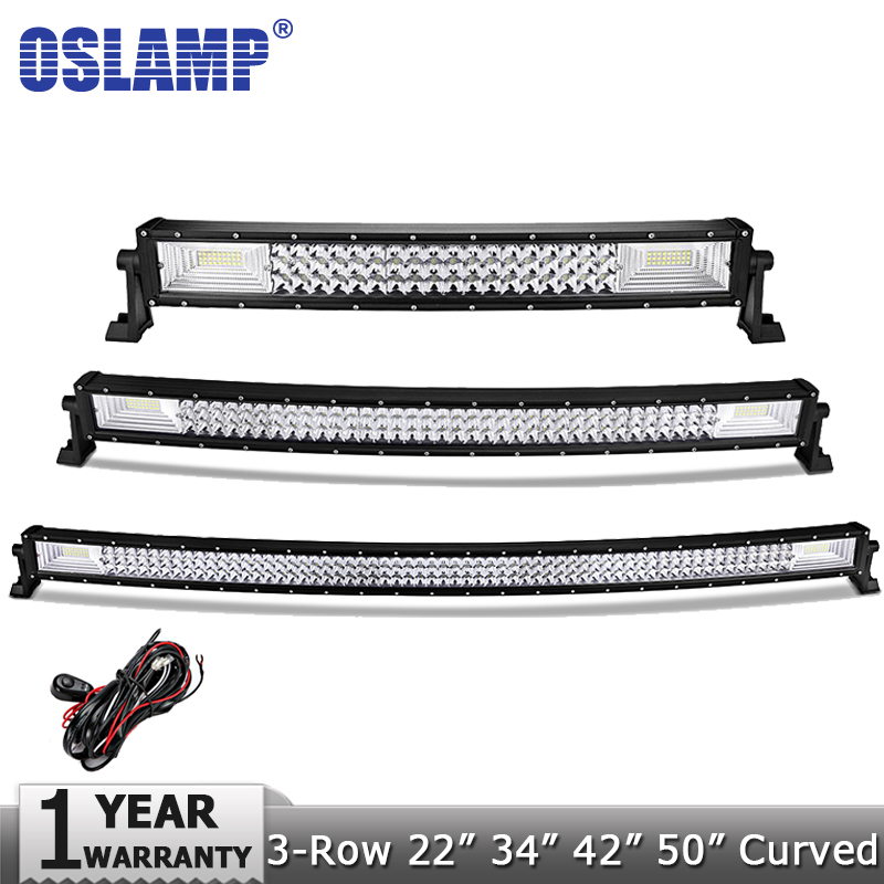 Oslamp 3-Row 22