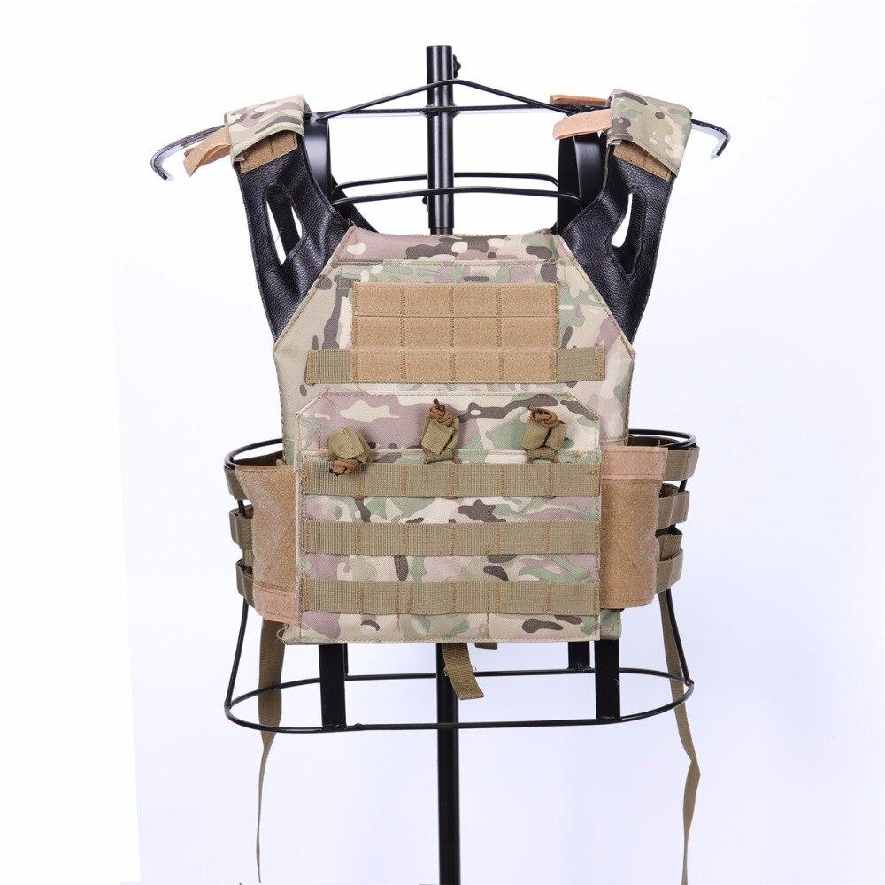 Фирменная Новинка СКП тактический жилет VT 390 Военная Пейнтбол Охота жилет армейская Шестерни Грудь Защитная плиты Перевозчик жилет