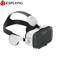 Hot Sale BOBOVR Z4 3D VR Glass Virtual Reality Headset 3D Private Theater With Headphone For
