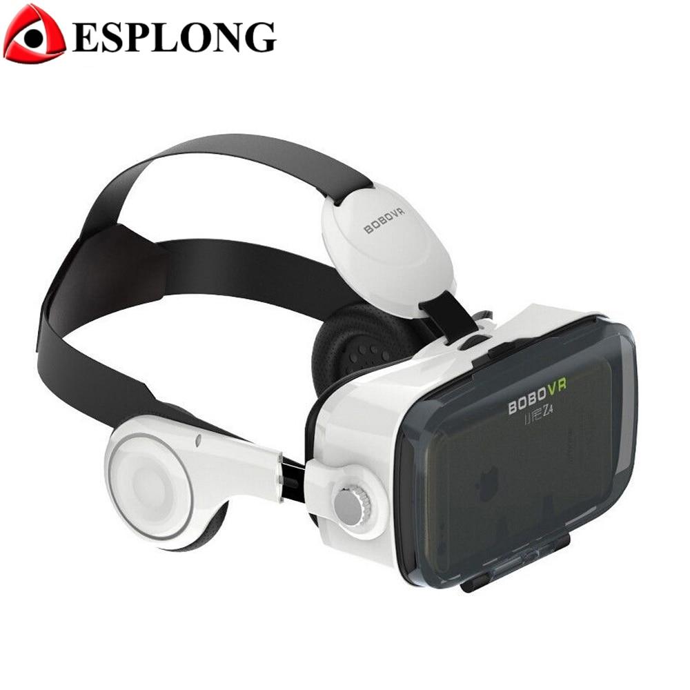 Hot sale <font><b>Xiaozhai</b></font> <font><b>BOBOVR</b></font> Z4 3D VR <font><b>glass</b></font> <font><b>Virtual</b></font> <font><b>Reality</b></font> Headset 3D <font><b>Private</b></font> Theater with Headphone For 4.0- 6.0 inch Smartphone