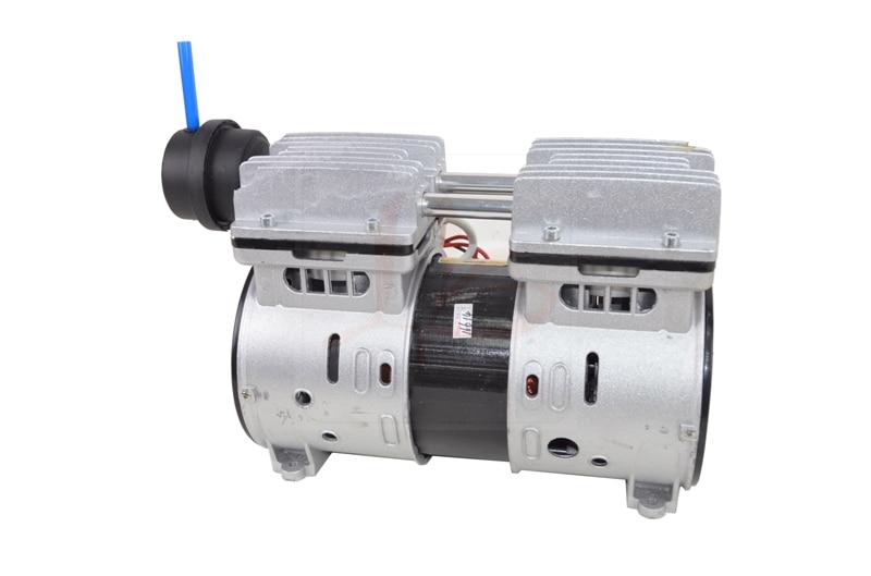 LY Oil-free vaccum pump 120L/Min 220V 550W air pump manka care 110v 220v ac 50l min 165w small electric piston vacuum pump silent pumps oil less oil free compressing pump