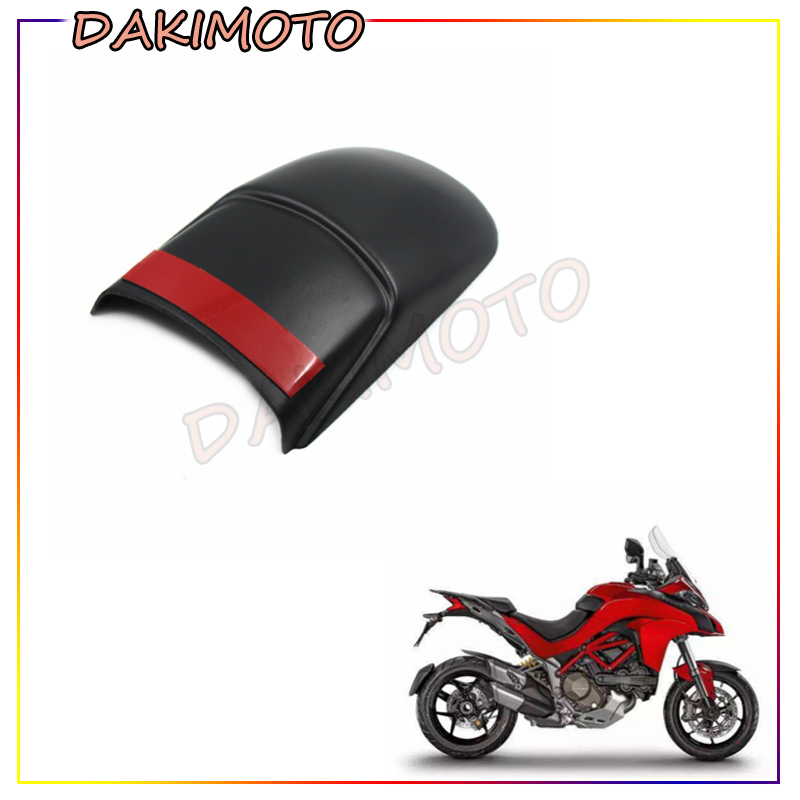 For DUCATI MULTISTRADA 1200 1200S ENDURO MTS1200 MTS 1200 S Adventure Motorcycle Front Mudguard Fender Rear Extender Extension