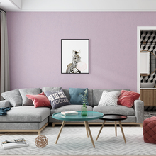 Classic Solid Color Purple Violet Wall Papers Home Decor Fashion Bedroom Living Room shops Wallpaper Decoration papel pintado