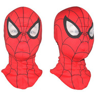 Adult Spider-Man Spider Man mask Spiderman hood Cosplay Party Halloween Full Face Mask