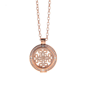 """Image 5 - """"PRESELL PRODUCT"""" 316L Stainless Steel 35MM My Coin Holder Frame  Pendant Necklace fit 33mm Deluxe Coin Disc 2017 New"""