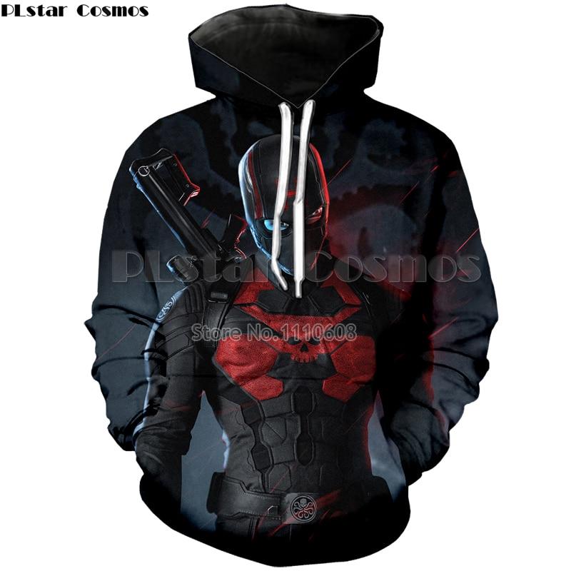 PLstar Cosmos Brand Marvel hero Hoodies 3D Men Women Sweatshirts Fashion Pullover Autumn Tracksuits Harajuku Anime Male Jacket