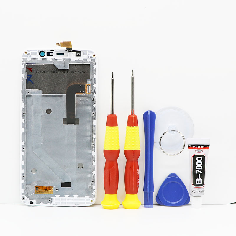New original For ZOPO ZP951 Speed7 Speed 7  Touch Screen Digitizer Assembly With Frame Replacement Parts ZOPO LCD Display 5.0New original For ZOPO ZP951 Speed7 Speed 7  Touch Screen Digitizer Assembly With Frame Replacement Parts ZOPO LCD Display 5.0
