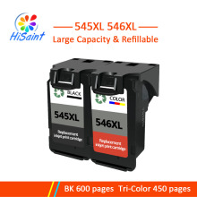 For Canon 545 546 PG CL Printer Ink Cartridges MG2400 MG2500 Jet Free Shipping Hot Sale