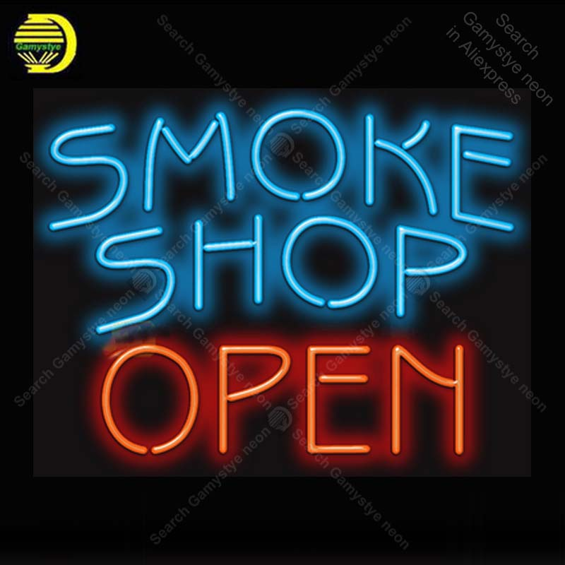 Neon Sign for Smoke Shop Open Neon Light Neon Bulb sign Beer Bar Display club Hotel handcraft glass tube light Decorate lampsNeon Sign for Smoke Shop Open Neon Light Neon Bulb sign Beer Bar Display club Hotel handcraft glass tube light Decorate lamps