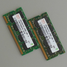 Hynix 4GB kit 2X2GB PC2-6400S DDR2-800 800Mhz DDR2 2RX8 Laptop Memory SODIMM Notebook RAM 4GB Non-Ecc 200pins Low density