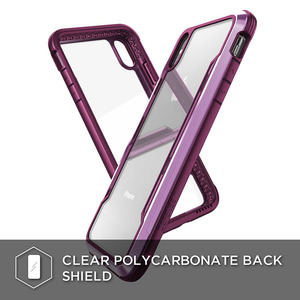 Image 5 - X Doria Defense Shield Case For iPhone XR XS Max Military Grade Drop Tested Aluminum Case For iPhone X XS Max Protective Cover