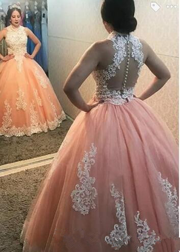 blush-pink-sweet-16-quinceanera-dresses-ball-gown-2-in-1-jewel-neck-sleeveless-lace-applique-tulle-plus-size-dresses-saudi-arabic-prom-dress (2)_副本
