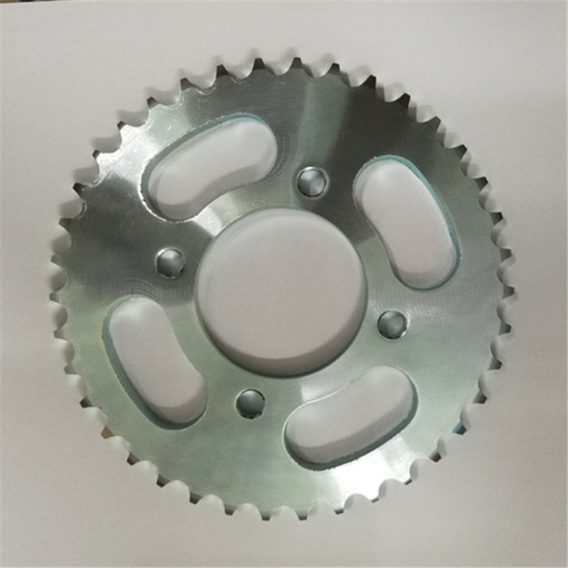 motorcycle <font><b>sprocket</b></font> 428-<font><b>38T</b></font> Teeth For 428Chain With Retainer Plate Locker Motorcycle image