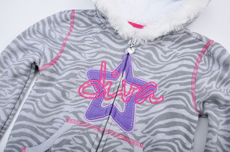 Baby girls hoodies new arrival party toddler girls clothes princess Star Printing kids Costume vintage vestido infantil conjunto (3)