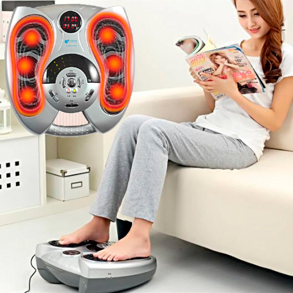 High Performance Foot Massager 360&Foot Massage Machine Infrared Heating Kneading Massage Tools Promote Sleep Free shipping foot relax massager pressure foot machine infrared heating kneading foot massager blood circulation foot massage machine