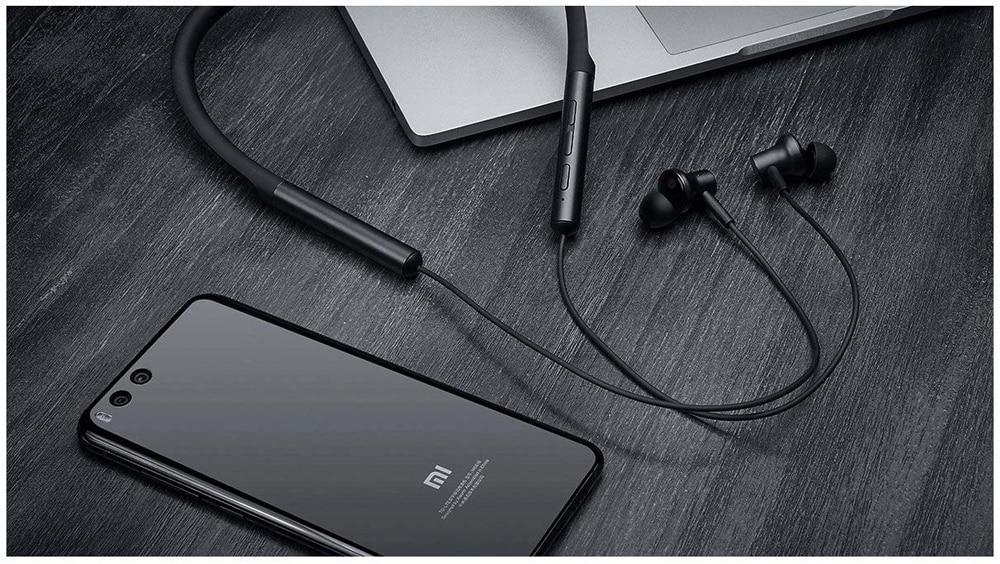 Xiaomi bluetooth neckband earphone -2