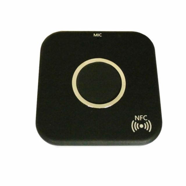 B7 4 Em 1 Sem Fio Bluetooth NFC Receptor de Áudio AUX Adaptador 3.5mm Stero 4.1 alto-falantes de Alta Fidelidade de Áudio Do Carro Do Bluetooth para IOS Android