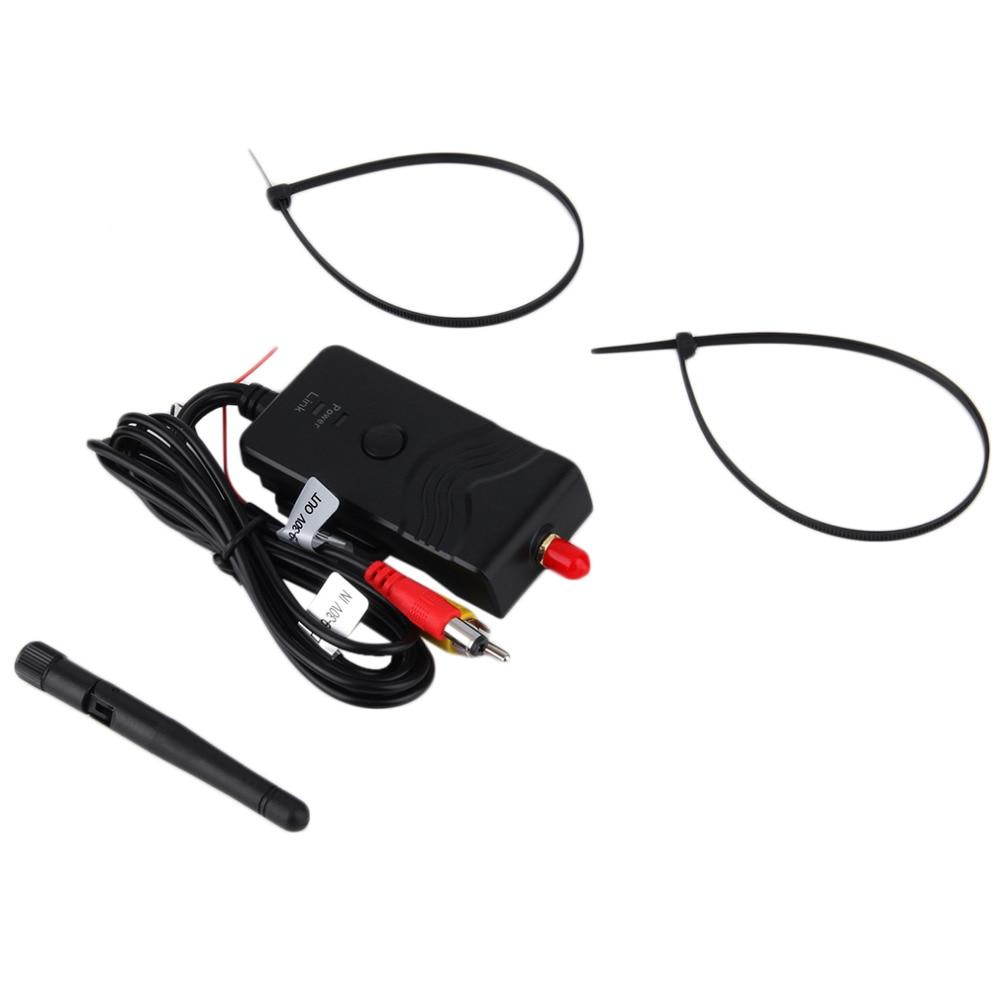 1PC Car Wifi Camera 903W Wifi Transmitter Car Rearview backup camera AV Interface
