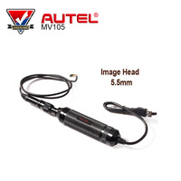 100 Original Autel MaxiVideo MV105 Digital Inspection Camera Work With MaxiSys Pro MS908P Support Video Inspection
